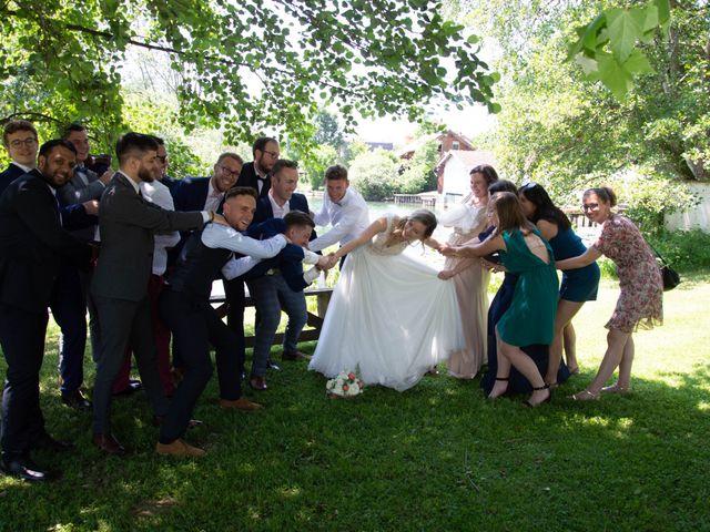 Le mariage de Nicolat et Charlotte à Meylan, Isère 35