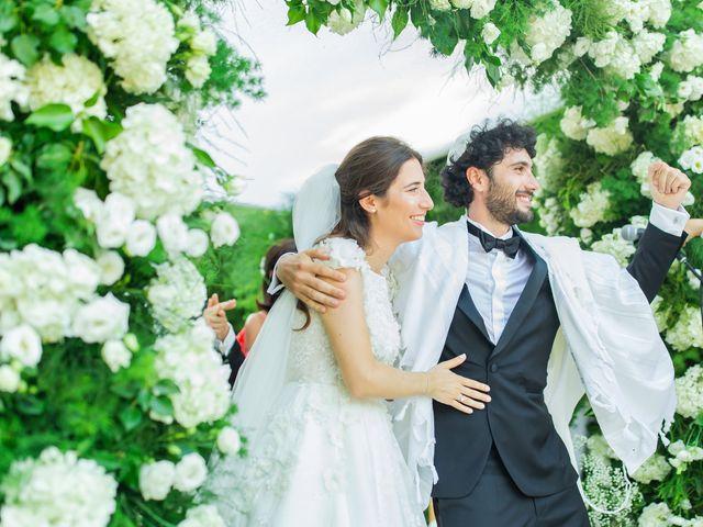 Le mariage de Raphael et Sarah à Antibes, Alpes-Maritimes 56