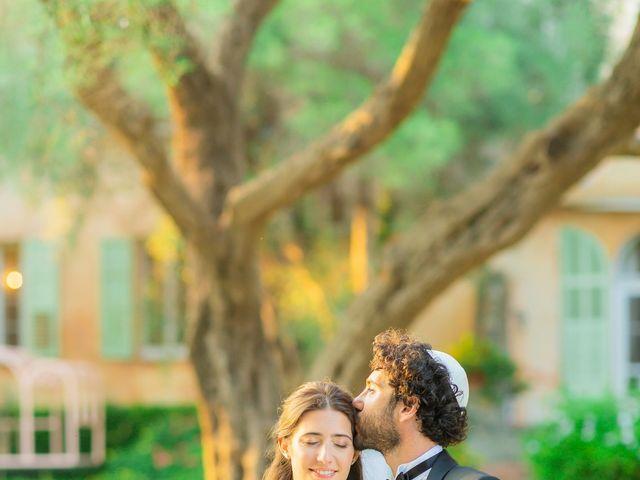Le mariage de Raphael et Sarah à Antibes, Alpes-Maritimes 74