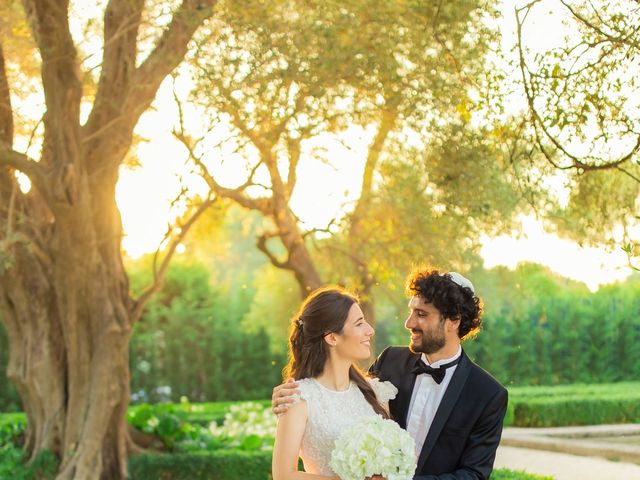 Le mariage de Raphael et Sarah à Antibes, Alpes-Maritimes 79