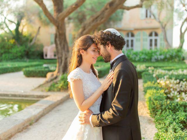 Le mariage de Raphael et Sarah à Antibes, Alpes-Maritimes 98