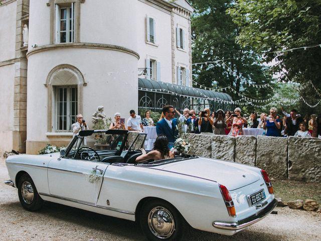 Le mariage de Nicolas et Leslie à Nans-les-Pins, Var 9