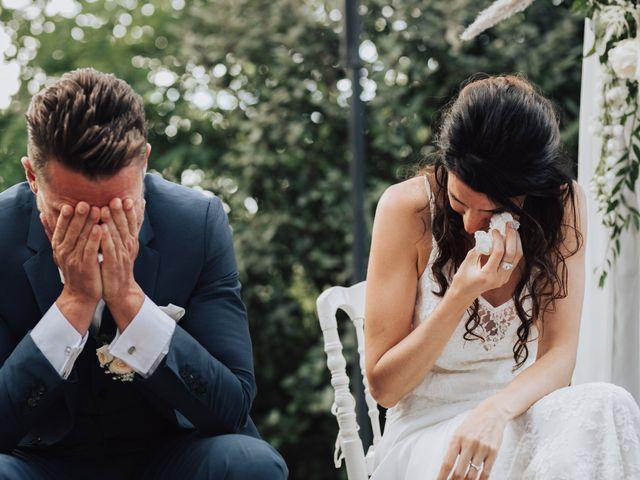 Le mariage de Nicolas et Leslie à Nans-les-Pins, Var 14