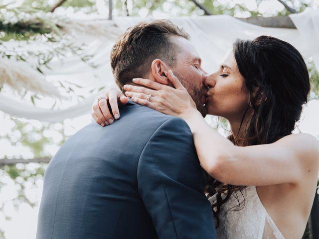 Le mariage de Nicolas et Leslie à Nans-les-Pins, Var 15