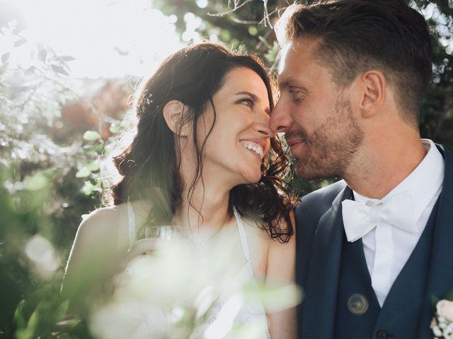 Le mariage de Nicolas et Leslie à Nans-les-Pins, Var 19