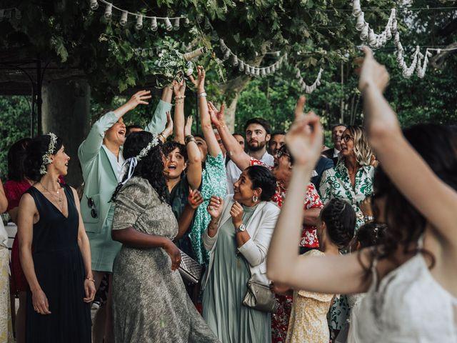 Le mariage de Nicolas et Leslie à Nans-les-Pins, Var 22