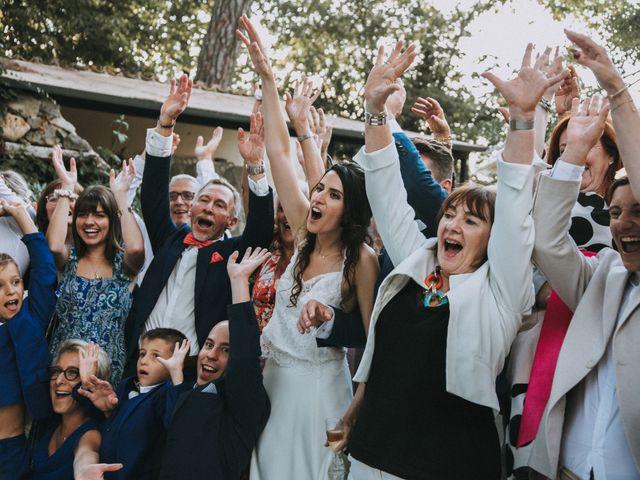 Le mariage de Nicolas et Leslie à Nans-les-Pins, Var 23