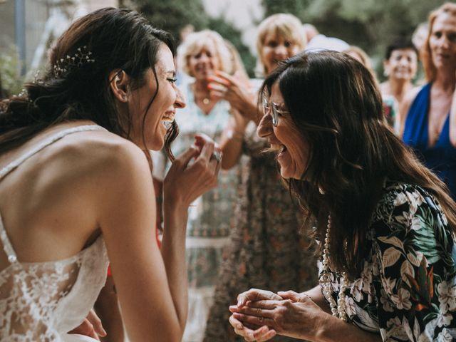 Le mariage de Nicolas et Leslie à Nans-les-Pins, Var 26