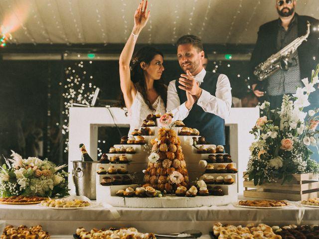 Le mariage de Nicolas et Leslie à Nans-les-Pins, Var 30