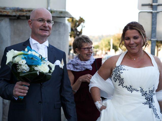 Le mariage de Gérard et Sandrine à Crosne, Essonne 1
