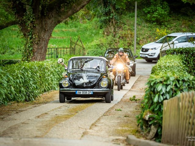 Le mariage de Aziz  et Coraline à Trédion, Morbihan 6