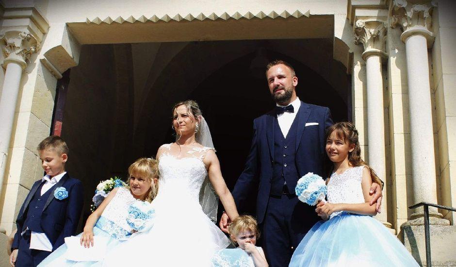 Le mariage de Isabelle et Thomas à Chaulgnes, Nièvre
