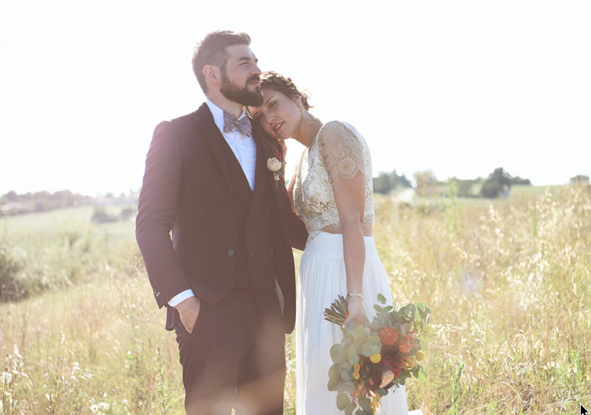 Le mariage de Guillaume et Anastasia à L'Isle-Jourdain, Gers