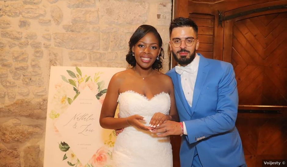 Le mariage de Loic et Nathalie à Souppes-sur-Loing, Seine-et-Marne