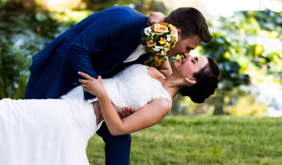 Le mariage de Pierre et Elise à Charolles, Saône et Loire