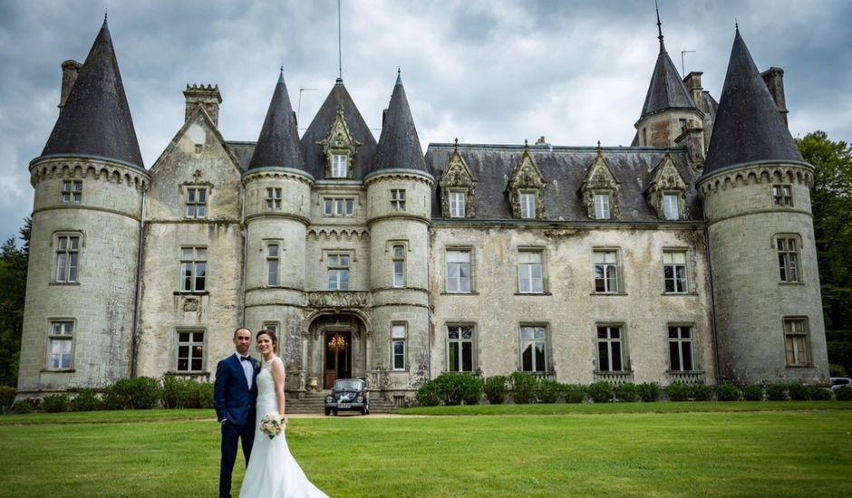Le mariage de Aziz  et Coraline à Trédion, Morbihan
