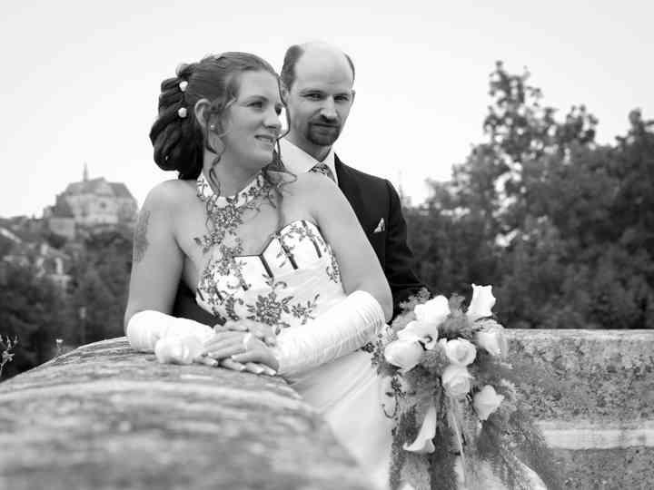Le mariage de Fabien  et Lauvin