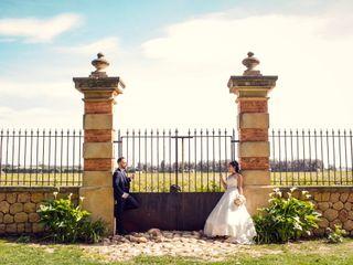 Le mariage de Johanna et Florent
