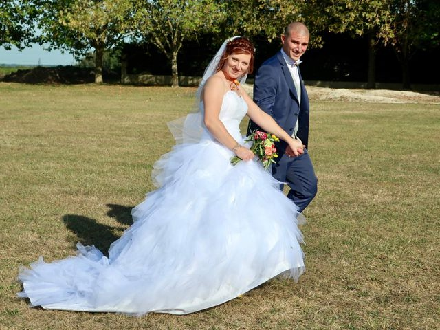 Le mariage de Ludovic  et Morgane  à Grézac, Charente Maritime 7