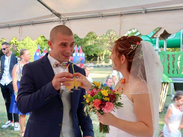 Le mariage de Ludovic  et Morgane  à Grézac, Charente Maritime 2