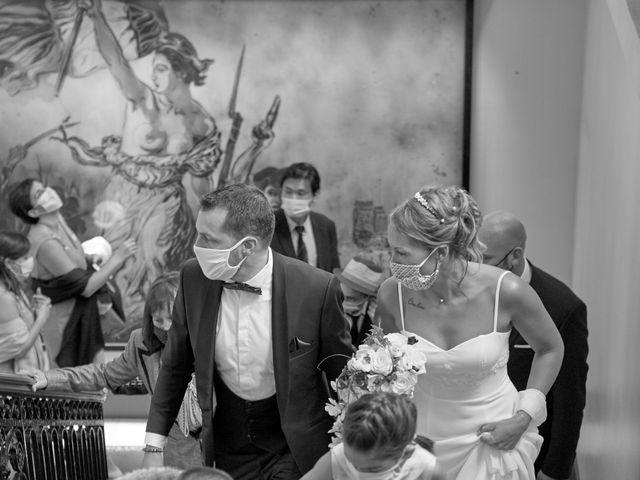 Le mariage de Arnaud et Magali à Paris, Paris 4