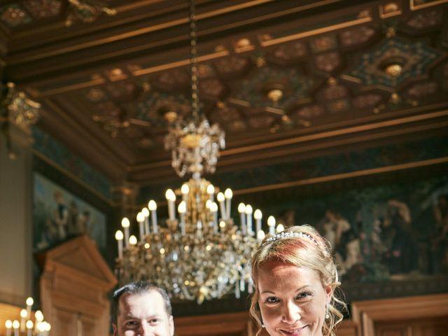 Le mariage de Arnaud et Magali à Paris, Paris 11