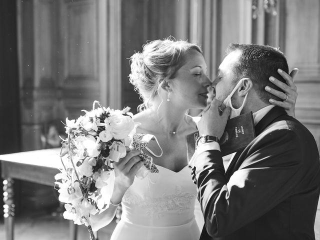 Le mariage de Arnaud et Magali à Paris, Paris 14