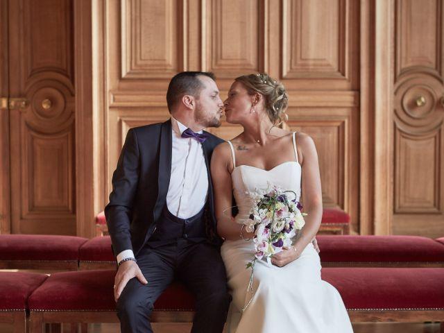 Le mariage de Arnaud et Magali à Paris, Paris 15