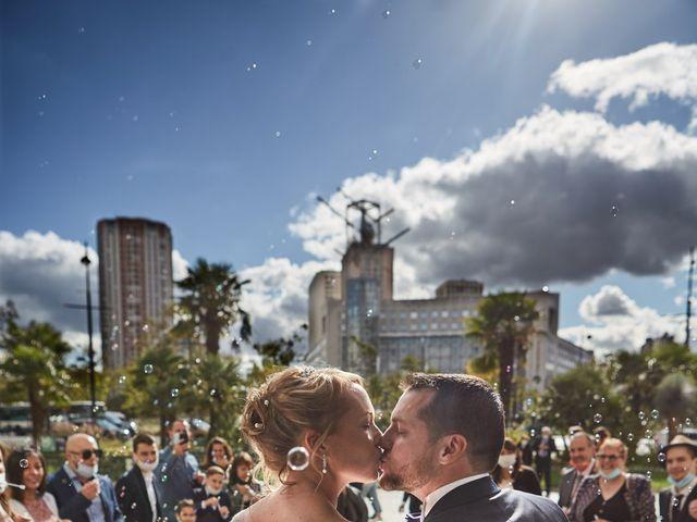 Le mariage de Arnaud et Magali à Paris, Paris 17