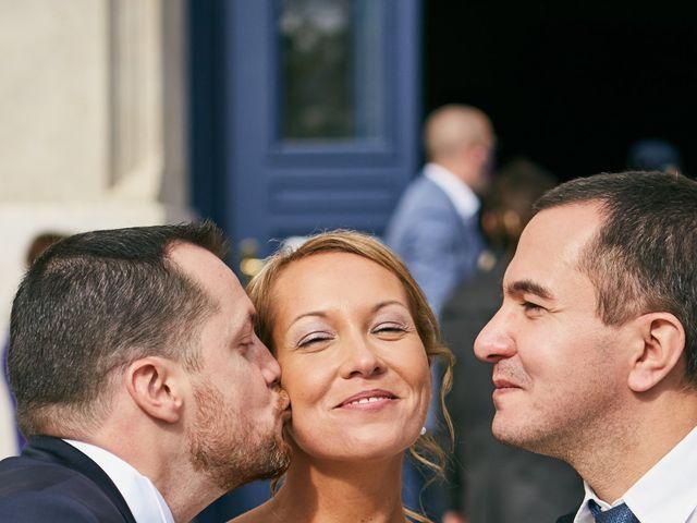 Le mariage de Arnaud et Magali à Paris, Paris 19