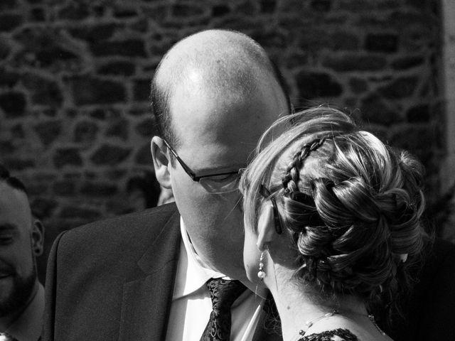 Le mariage de Jérémy et Elodie à Commer, Mayenne 8
