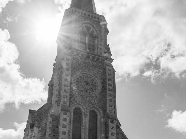 Le mariage de Jérémy et Elodie à Commer, Mayenne 11
