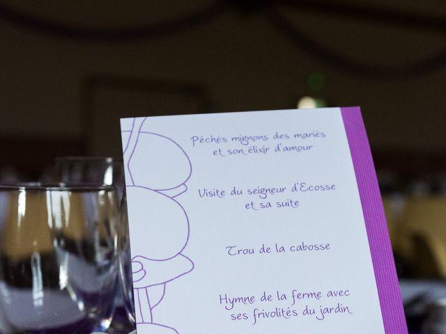 Le mariage de Jérémy et Elodie à Commer, Mayenne 25