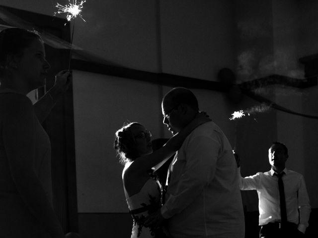 Le mariage de Jérémy et Elodie à Commer, Mayenne 42