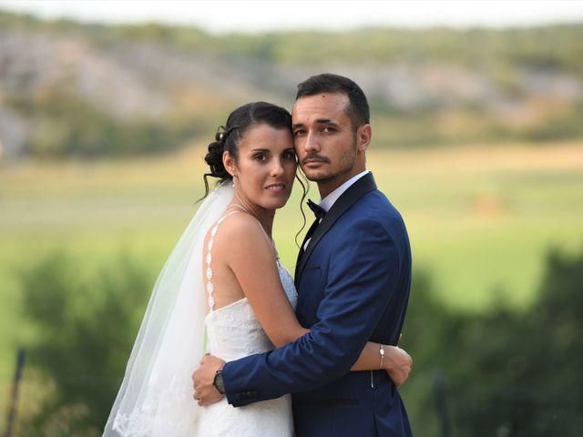 Le mariage de Orianne et Mathieu