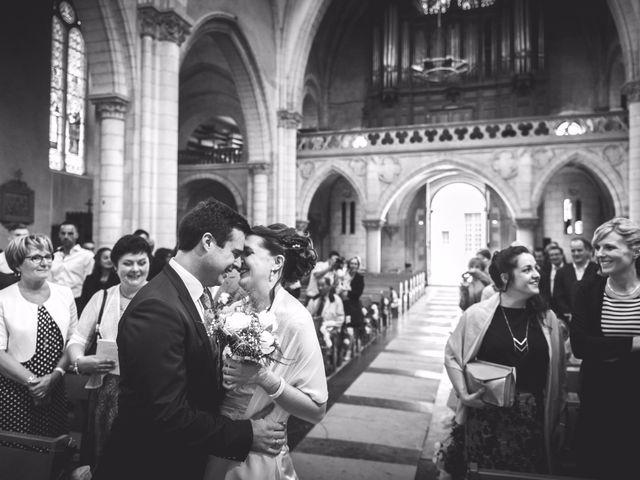 Le mariage de Jérémy et Pauline à La Flèche, Sarthe 1