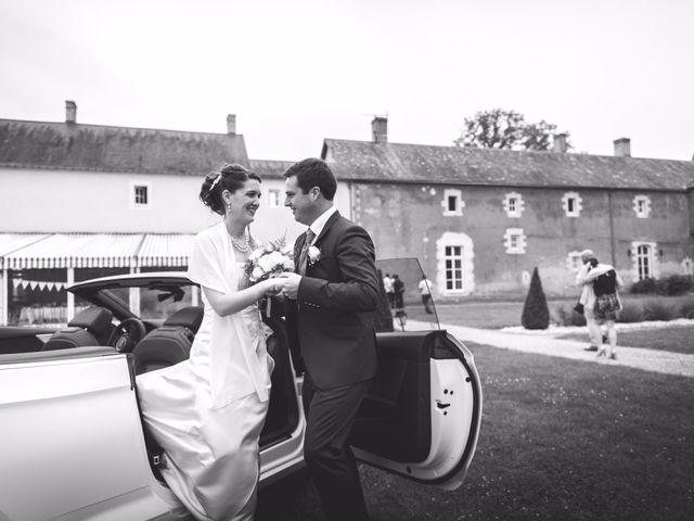 Le mariage de Jérémy et Pauline à La Flèche, Sarthe 2
