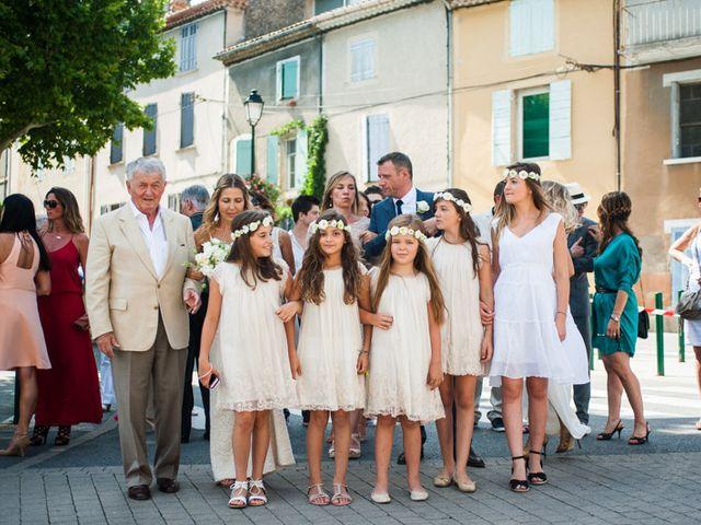 Le mariage de Philippe et Sylvie à Cadenet, Vaucluse 2