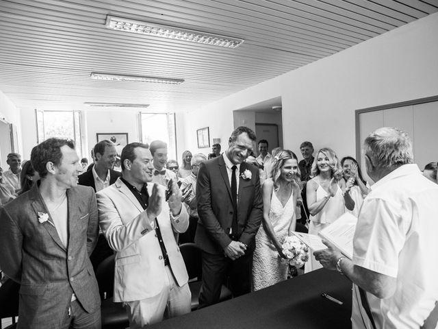 Le mariage de Philippe et Sylvie à Cadenet, Vaucluse 5