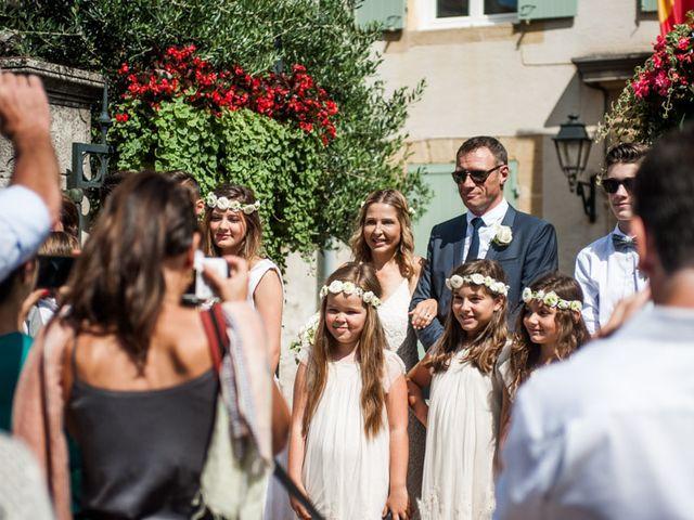 Le mariage de Philippe et Sylvie à Cadenet, Vaucluse 14