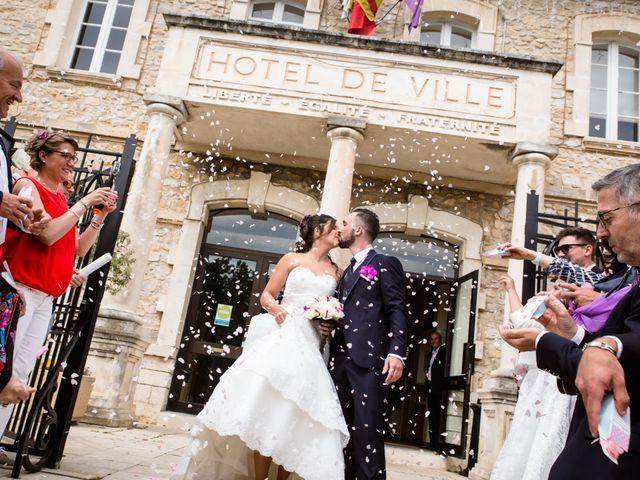 Le mariage de Florent et Johanna à Lançon-Provence, Bouches-du-Rhône 29