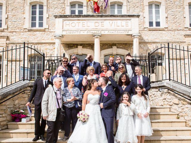 Le mariage de Florent et Johanna à Lançon-Provence, Bouches-du-Rhône 31