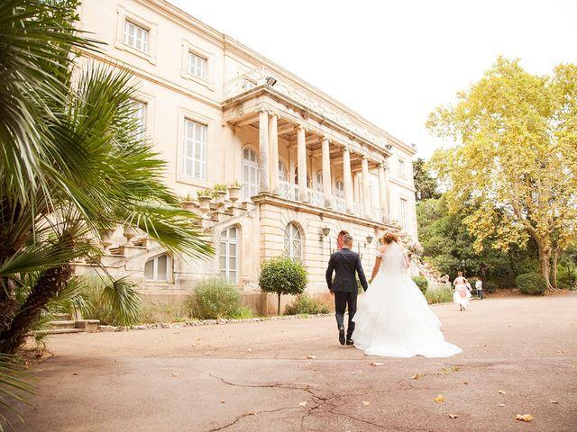 Le mariage de Yannick et Pauline à Montpellier, Hérault 24