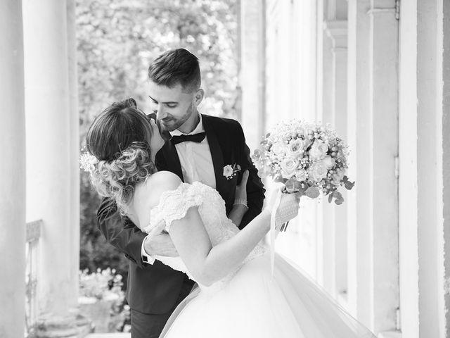 Le mariage de Pauline et Yannick