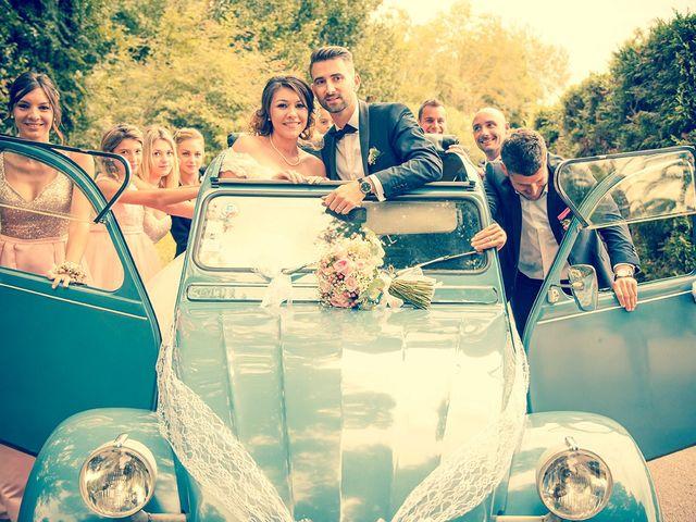Le mariage de Yannick et Pauline à Montpellier, Hérault 56