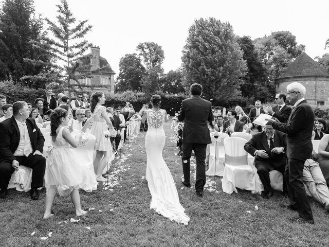 Le mariage de Emmanuel et Laetitia à Saint Léger en Bray, Oise 17