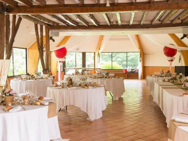 Le mariage de Emmanuel et Laetitia à Saint Léger en Bray, Oise 22