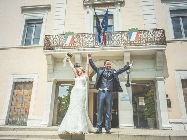 Le mariage de Matthieu et Céline à Écully, Rhône 17