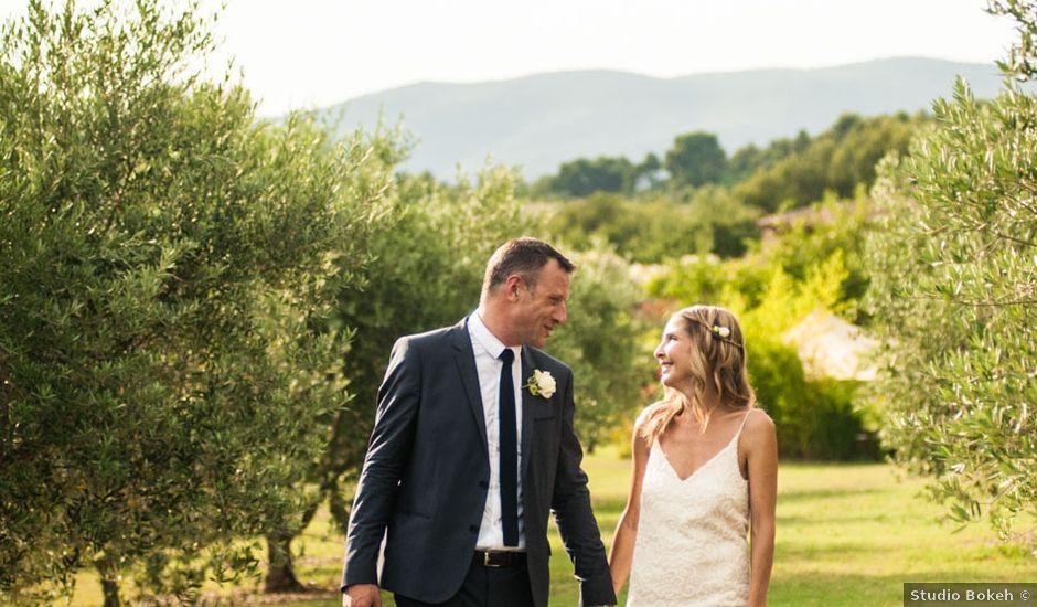 Le mariage de Philippe et Sylvie à Cadenet, Vaucluse