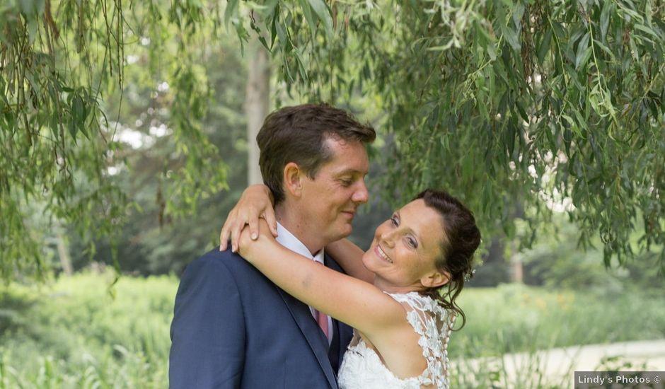 Le mariage de Emmanuel et Laetitia à Saint Léger en Bray, Oise